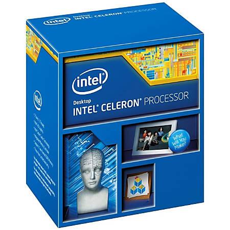 Intel Celeron G1840 Dual-core (2 Core) 2.80 GHz Processor - 2 MB Cache - 22 nm - Socket H3 LGA-1150 - HD Graphics Graphics - 53 W