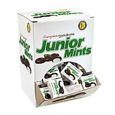 Junior Mints Mini Snack Packs 72