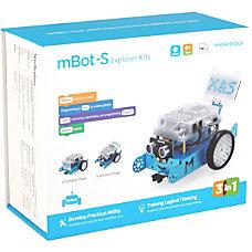 Makeblock mBot S Explorer Kits Learning