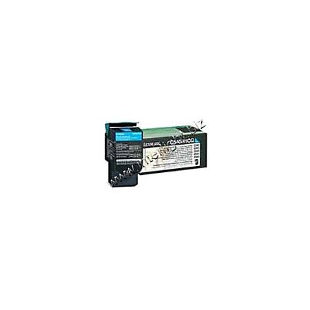 Lexmark Toner Cartridge - Laser - High Yield - 2000 Pages - Cyan
