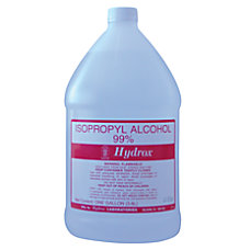 Hydrox 99percent Isopropyl Alcohol 1 Gallon