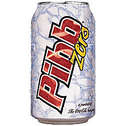 Pibb Zero Soda 12 Oz Pack