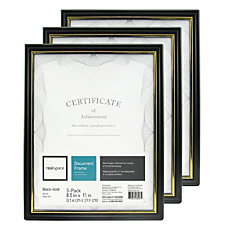Realspace Document And Certificate Holders 8
