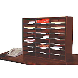 Concepts In Wood Literature Organizer 24