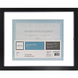 Realspace Gallery Floating Document Frame 11