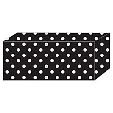 Ashley BW Polka Dot Magnetic Blocks