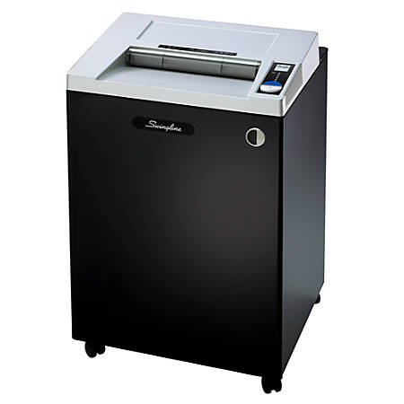 Swingline® GBC® TAA Compliant CX22-44 22-Sheet Cross-Cut Shredder
