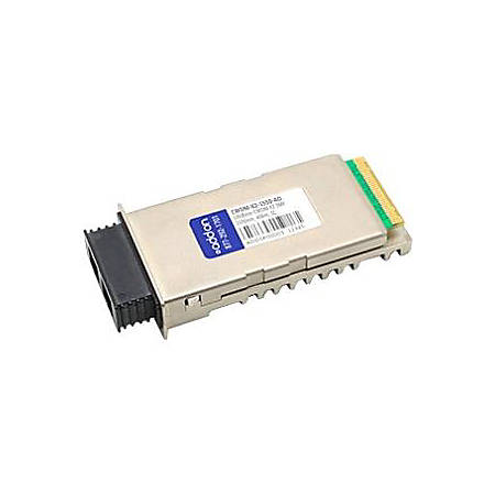 AddOn Cisco Compatible TAA Compliant 10GBase-CWDM X2 Transceiver (SMF, 1550nm, 40km, SC)