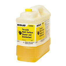 Ecolab Peroxide Multisurface Cleaner And Disinfectant