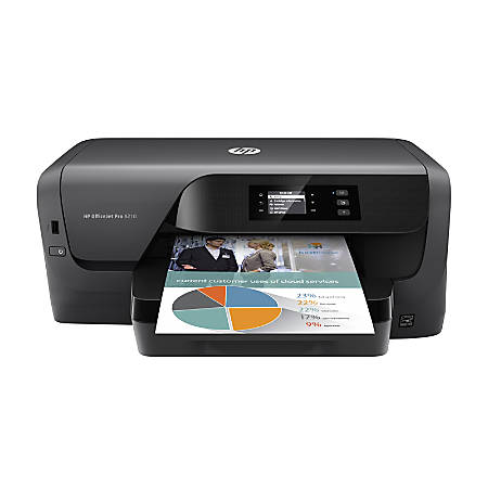 HP OfficeJet Pro 8210 Wireless Printer with Mobile Printing (D9L64A) Item #  305909