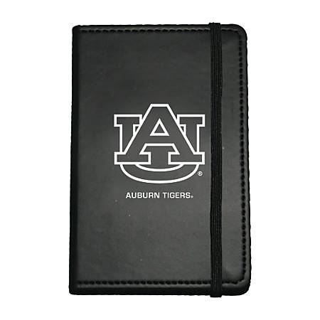 "Markings by C.R. Gibson® Leatherette Journal, 3 5/8"" x 5 5/8"", Auburn Tigers"