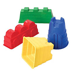 Marvel Education Company Sand Castle Molds