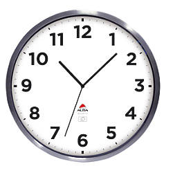 Alba Outdoor Round Wall Clock 14