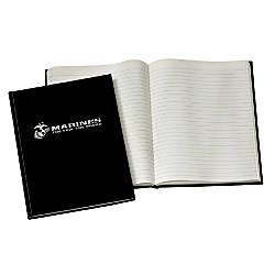 Accounting Book With Marine Logo 10
