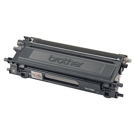 Brother® TN-110BK Black Toner Cartridge