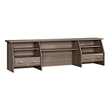 Sauder Shoal Creek Organizer Hutch 17