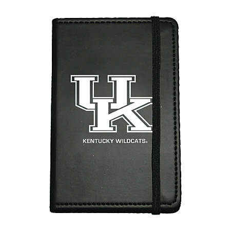 "Markings by C.R. Gibson® Leatherette Journal, 3 5/8"" x 5 5/8"", Kentucky Wildcats"