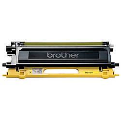 Brother TN 110Y Yellow Toner Cartridge