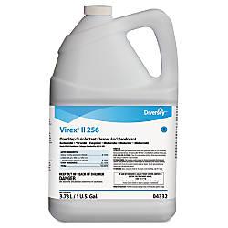 Diversey Virex II Disinfectant Cleaner Deodorant
