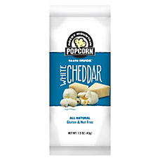 Rocky Mountain Popcorn White Cheddar Popcorn