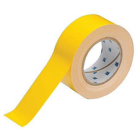 "Brady ToughStripe™ Floor Marking Tape, 2"" x 33.33 Yd., Yellow"