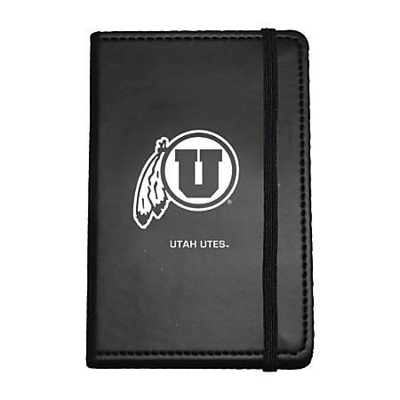 "Markings by C.R. Gibson® Leatherette Journal, 3 5/8"" x 5 5/8"", Utah Utes"
