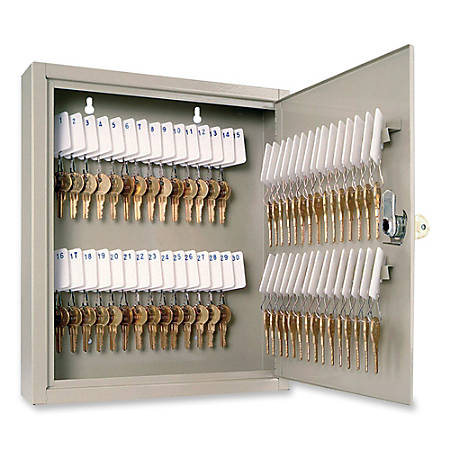 STEELMASTER® Unitag™ 60-Key Cabinet, Sand
