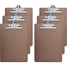 Business Source Hardboard Clipboard Standard 9