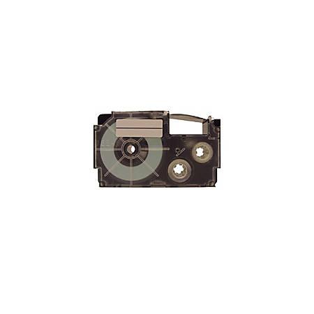 "Casio Label Printer Tape - 0.35"" - 1 x Tape"