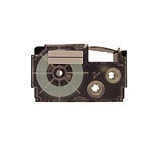 Casio Label Printer Tape