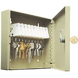 Steelmaster Key Cabinet 10 Key Capacity