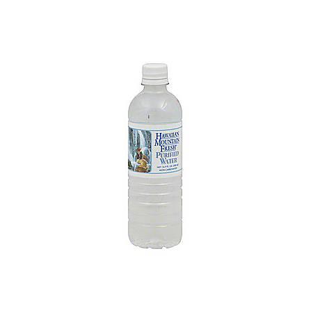 Hawaii Fresh Water, 16.0 Oz. Bottles, Pack Of 35