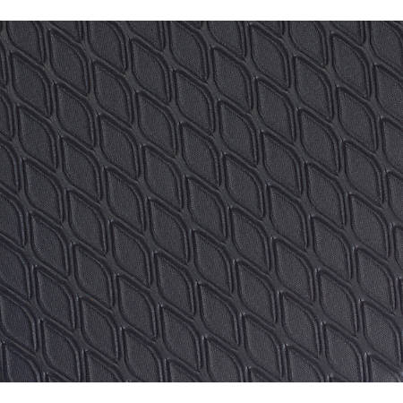 "The Andersen Company Cushion Max Floor Mat, 48"" x 72"", Black"