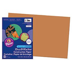SunWorks Construction Paper 12 x 18
