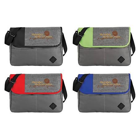 """Offset Convention Messenger Bag, 11""""H x 2 1/4""""W x 15""""D"""