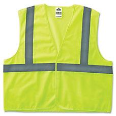 Ergodyne GloWear Safety Vest 8205HL Super