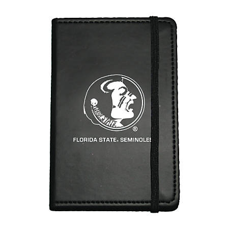 """Markings by C.R. Gibson® Leatherette Journal, 3 5/8"""" x 5 5/8"""", Florida State Seminoles"""