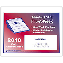 AT A GLANCE Flip A Week