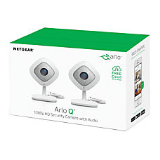 NetGear Arlo Q Wireless 1080p Security