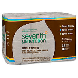 Seventh Generation 2 Ply Bathroom Tissue