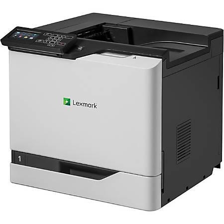 Lexmark™ CS820de Color Laser Printer
