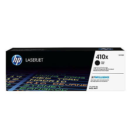 HP LaserJet 410X High-Yield Black Toner Cartridge