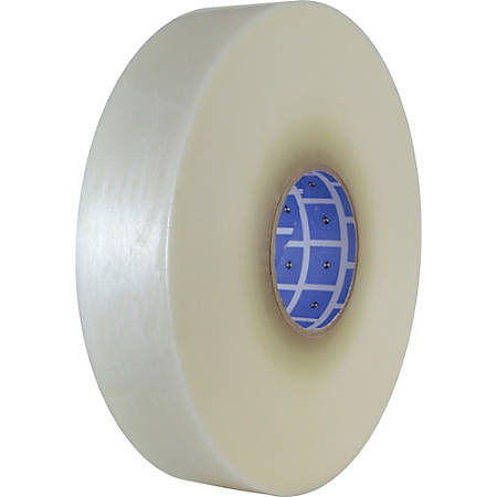 """Sparco 1.9mil Hot-melt Sealing Tape - 2"""" Width x 1000 yd Length - Long Lasting, Easy Unwind - 6 / Carton - Clear"""