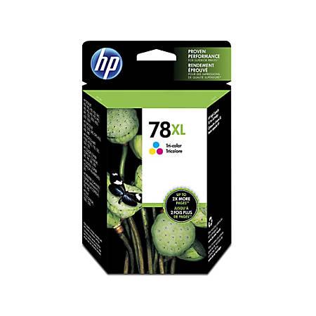 HP 78XL Tri-Color Ink Cartridge (C6578AN)
