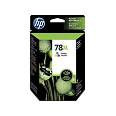 HP 78XL Tri Color Ink Cartridge