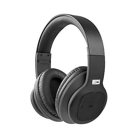 Altec® Over the Head Bluetooth® On-Ear Headphones, Black