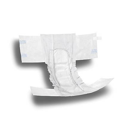 "FitRight Plus Disposable Briefs, Medium, 32 - 42"", White, Bag Of 20"