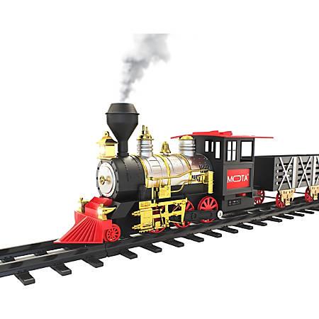 MOTA Holiday Train with Smoke and Sound