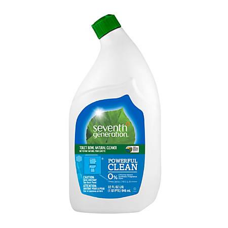 Seventh Generation Natural Toilet Bowl Cleaner, Emerald Cypress/Fir, 32 Oz