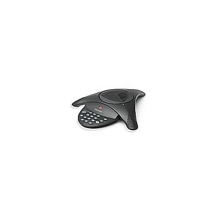 Polycom® SoundStation2™ Conference Phone, Black